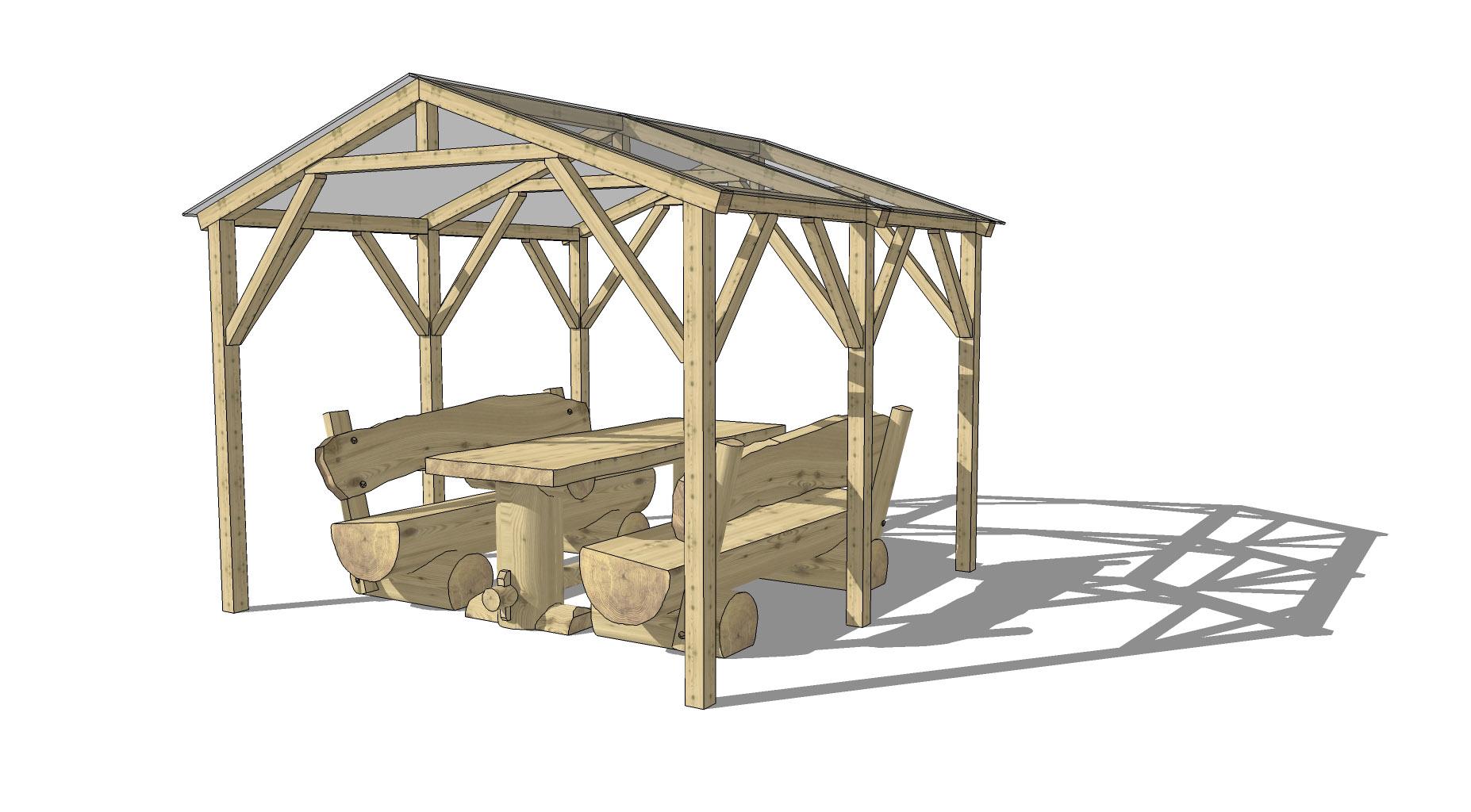 Copertura tradizionale ferrari carpenteria case in legno for Casa in legno tradizionale
